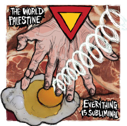 Everything is Subliminal Cover